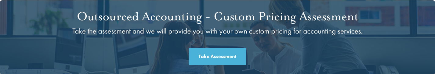 Outsourced Accounting Pricing Assessment